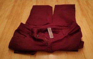 Denim Co. Drainpipe Trousers multicolored
