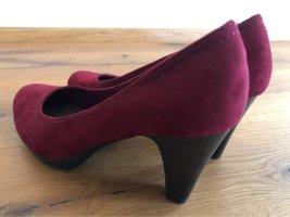 CityLine High Heels bordeaux-dark red