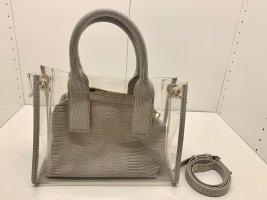 Durchsichtige Handtasche von Zara