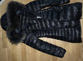 Duvetica Manteau en duvet noir
