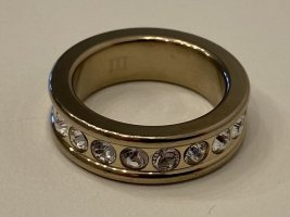Dyrberg/Kern Gold Ring gold-colored
