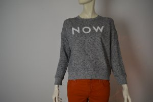 Each x Other Sweater GR. S NP: 170€ NOW-Print in grau meliert