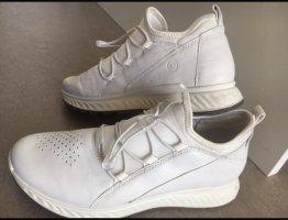 ECCO Sneakers aus Leder mit Schock-Point-Effect