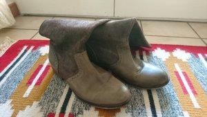 echleder Diesel Stiefel Gr. 41 Budapester Stil