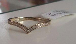 Echt Gold Ring 375