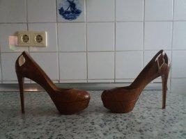 Echt Leder Pumps von Emporio Armani gr 40 neu