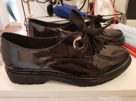 100% Fashion Zapatos brogue negro