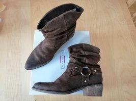 5th Avenue Halfhoge laarzen bruin