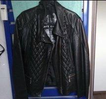 Apriori Skórzana kurtka czarny