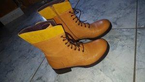 Brako Aanrijg laarzen veelkleurig Leer