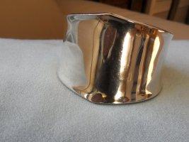 Zilveren armband zilver Gemengd weefsel
