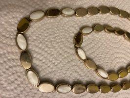 Echt Steine Halskette Armband vintage antik