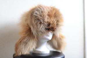 Fur Hat multicolored pelt