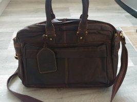 Borella Sac porté épaule brun
