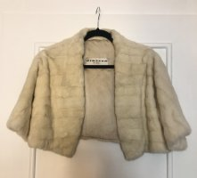 Pelt Jacket cream-natural white