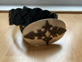 Zieger Leather Belt black