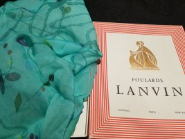 Lanvin Silk Cloth multicolored silk