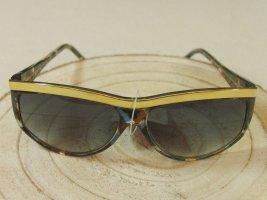 Echtes Vintage Teil! POLAROID Sonnenbrille..gold/bunt..extracool