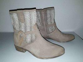 Echtleder Boots/Stiefeletten von MAX (Vögele Shoes)