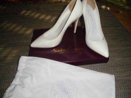 Echtleder - Highheels - Brautschuhe