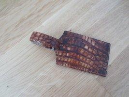 Hirsch Porte-clés brun