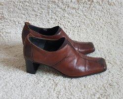 Echtleder/ Lederschuhe/ Boots/ Stiefelette