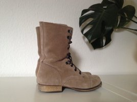 Echtleder Stiefelette, Boots