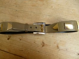 Escada Leather Belt multicolored leather