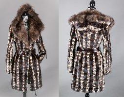 Echtpelz Mantel ESOCCO Intetnational Faschion Furs