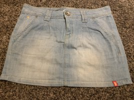 Edc by Esprit Jeans Rock Mini mit Punkten in S 32