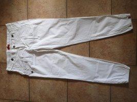 edc by Esprit Pantalone jersey bianco