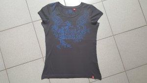 "edc by Esprit T-Shirt "" braun "" Gr. L "" wieNEU !!!"