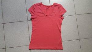 "edc by Esprit T-Shirt "" rot "" Gr. M "" neuwertig !!!"