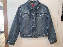 Edc Esprit Denim Jacket multicolored