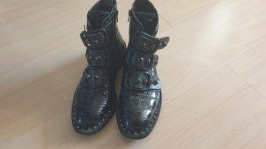 Eddie Rodriguez Chelsea Boot noir