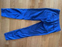 René Lezard Pantalon chinos bleu acier