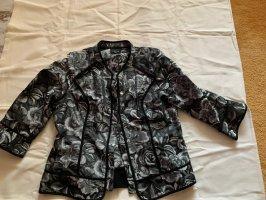 Kriss Sweden Blouse Jacket black-grey polyester