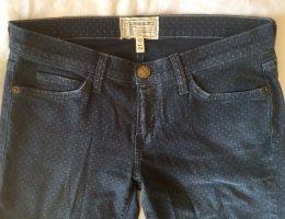 Edel-Jeans * Current/Elliott * Stiletto * lake * gepunktet * W 27 L 28
