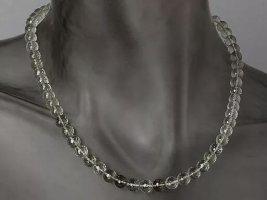 Edelstein-Collier 925er Silber