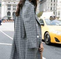 Edited Oversize Mantel kariert Clean Chic Minimalist Cosy Street Style Blogger