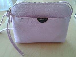 Edle COCCINELLE Half Crossbody Mini Bag Umhängetasche rosa