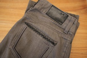 edle Denim Studio Jeans in dunkelgrau