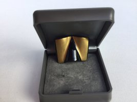 Rosenthal Spilla nero-oro