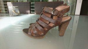 Edle Sandaletten von 5th Avenue, Design Halle Berry, Größe 40