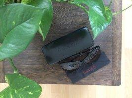 Ralph Lauren Butterfly Glasses black acetate