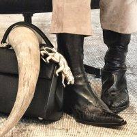 Edle stylische Cowboy Stiefel