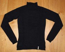 Edler Pulli von Versace Sport schwarz Gr. 34