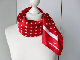 Daniel Hechter Neckerchief red-white