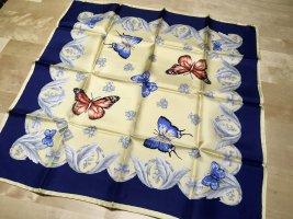 Edles JOOP! Designer Seidentuch, Schmetterlinge, 50x50 cm, NEU