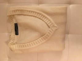 Zara Knitted Sweater natural white-white wool